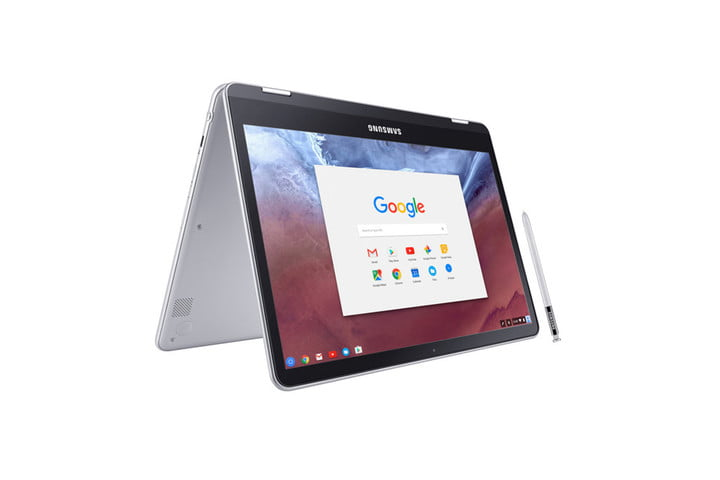 Samsung drops a solid $100 discount on the Chromebook Pro