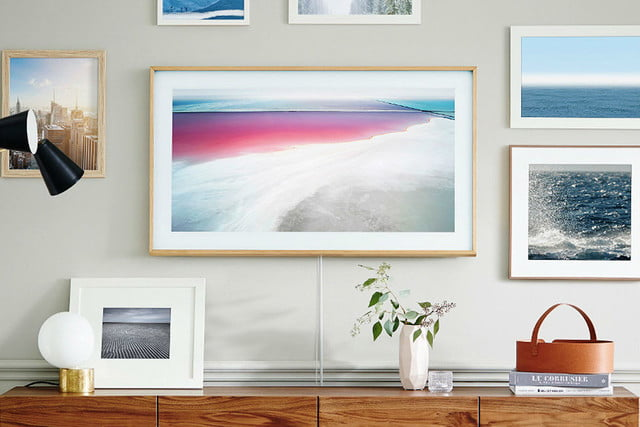 Replace Your Favorite Painting With Samsungs New Frame Tv Digital