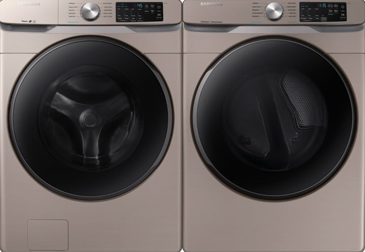 Samsung Introduces Tuscan And Champagne Appliance Finishes
