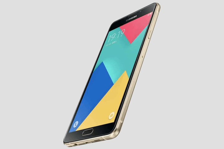 It hasn't even been a year, and there's already an improved Samsung Galaxy A9