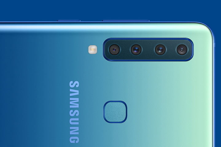 How Many The Samsung Galaxy A9 Has 4 Camera Lenses On The Back