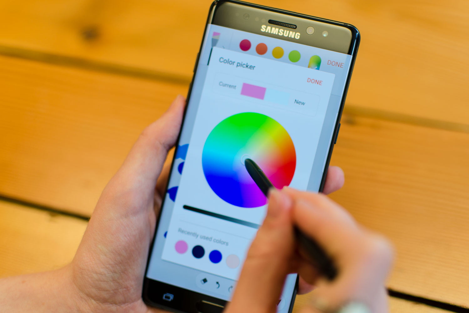 Samsung galaxy note 7 review recalled and rescored digital trends samsung galaxy note 7 buycottarizona Image collections