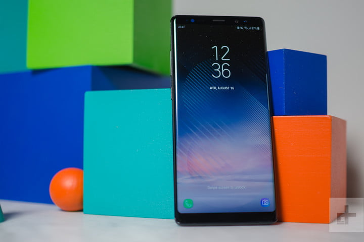samsung galaxy note 8 review hands on