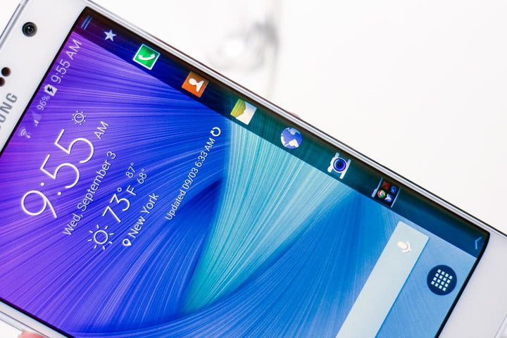 The Galaxy Note Edge and its cool curved screen is out on November 14 (Updated)