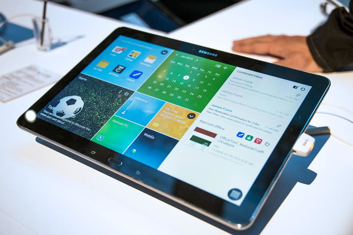 Samsung Galaxy NotePro 12.2 lands in UK for pre-order