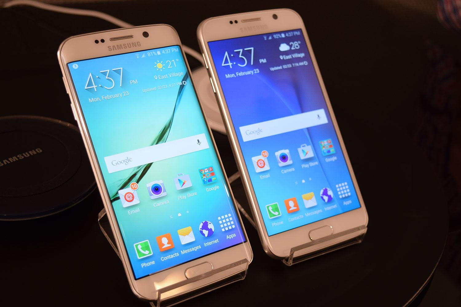 Samsung Galaxy S6 Specs Availability And More Digital Trends S7 Edge Lte 128gb Absolute Black