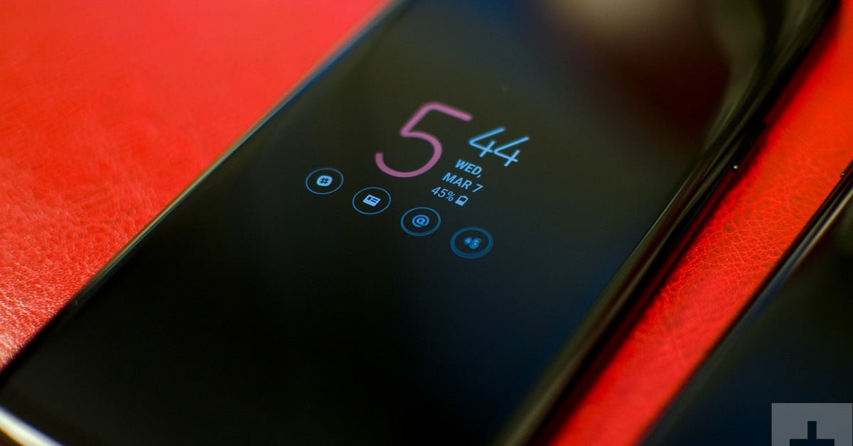 Get the Samsung Galaxy S9 with an Amazon Echo and Echo Spot for $520 thumbnail