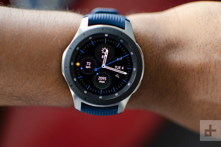Snag a renewed 46mm Samsung Galaxy Watch on Amazon for an unbelievable 47% off