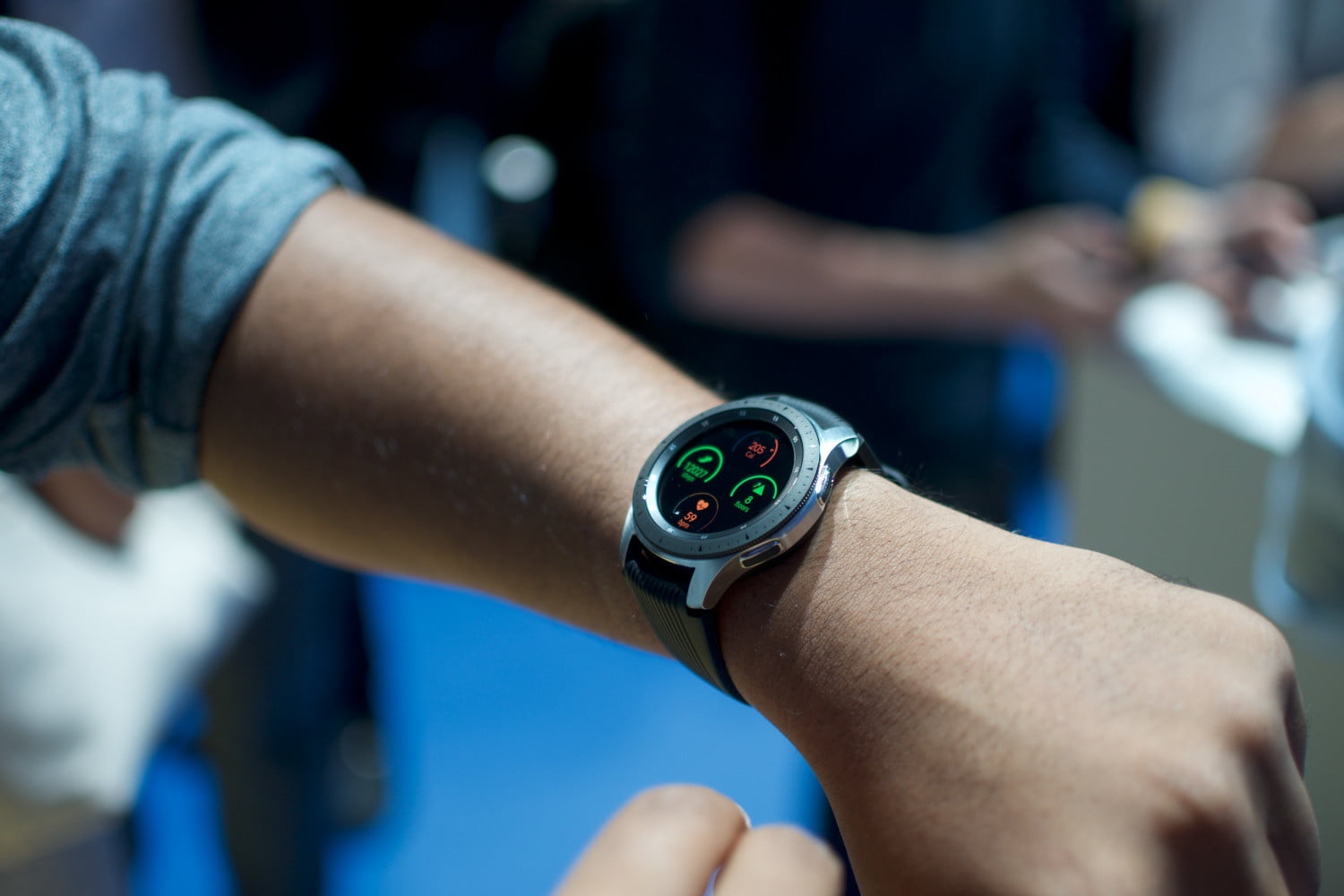 Samsung Galaxy Watch: Everything You Need To Know | Digital Trends