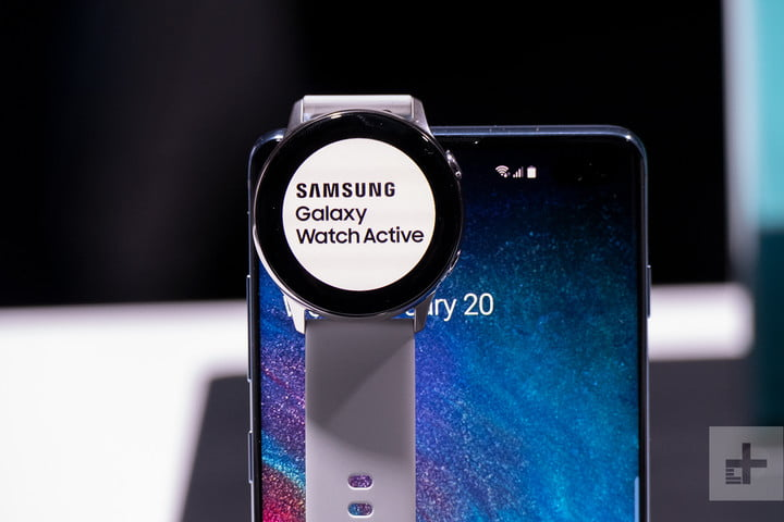 Samsung Galaxy Watch Active hands-on review
