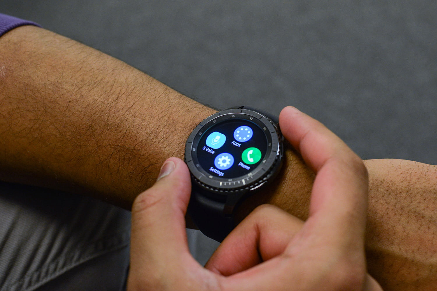 promo code 10f21 0b261 Samsung Gear S3 Review: A Great Watch for Android Owners | Digital ...
