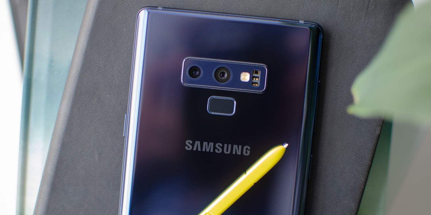 From its stunning screen to its slick S-Pen, Samsung's Note 9 is a masterpiece