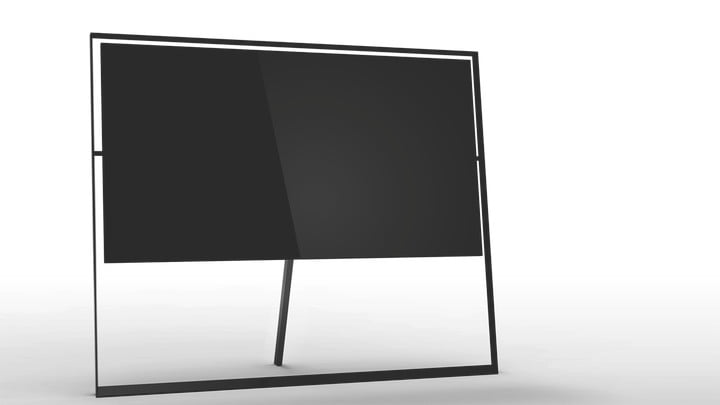 samung microled tv and 85 inch qled first look samsung q9s
