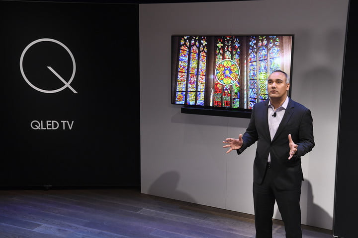 Samsung Reveals 2017 QLED TV Lineup and Pricing