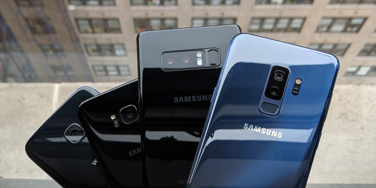 Galactic battle: How the Galaxy S9 Plus camera compares to Samsung predecessors