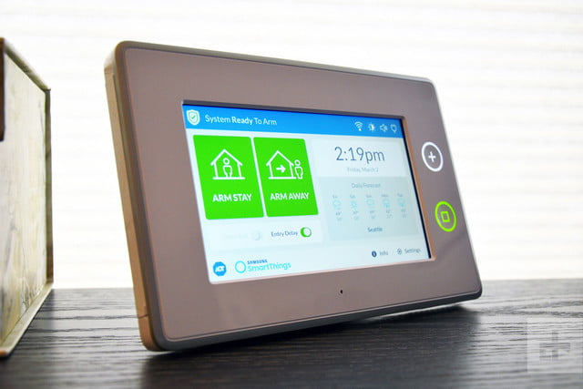 Samsung SmartThings ADT Home Security Kit