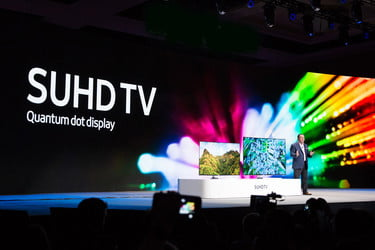 Samsung Will Use Quantum Dots to Fight LG OLED | Digital Trends