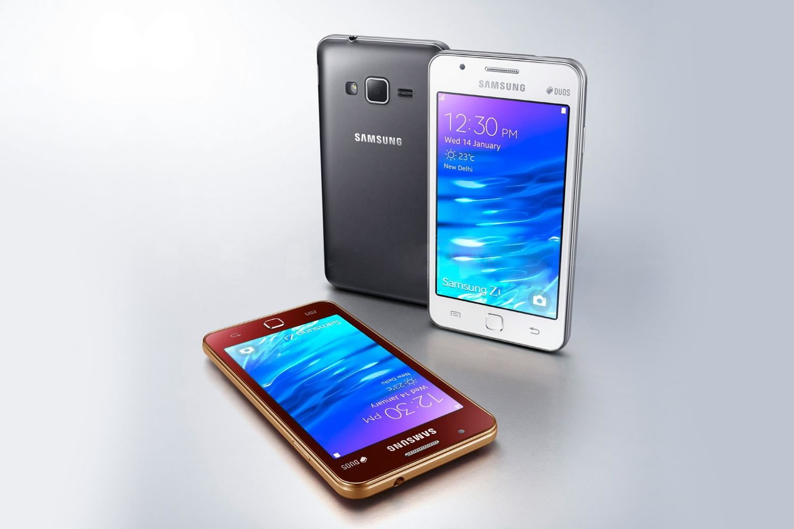 Samsung sells 1m z1 tizen phones and plans more devices digital trends ccuart Image collections