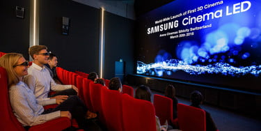 Samsung's 34-foot Onyx LED TV Could Change Movie Theaters Forever