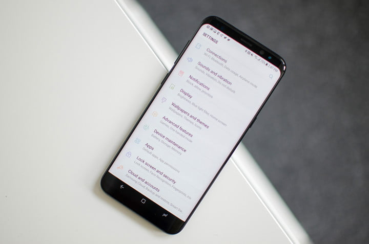 samsung galaxy s8 review device 12