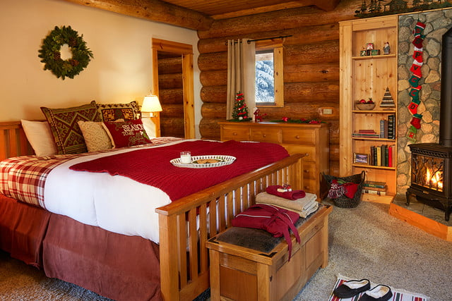 zillow lists and shows off home of santa 2 santas house bedroomone 023