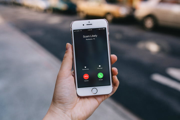 what are scam likely phone calls image
