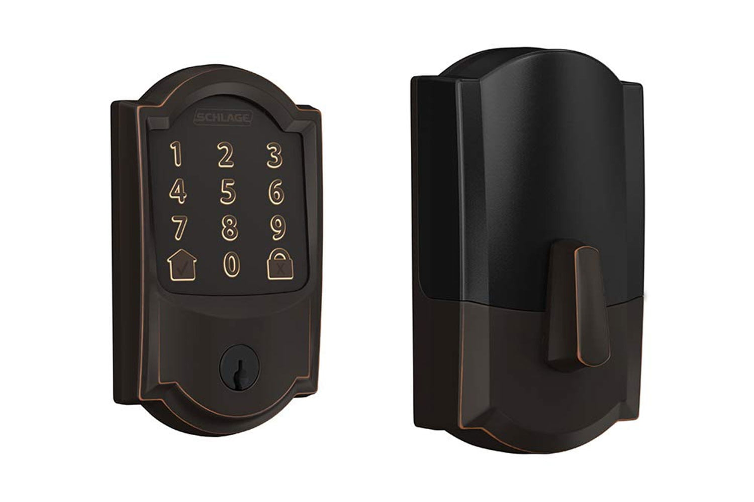 Schlage Encode review