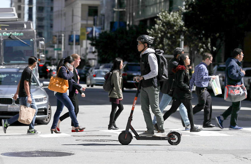 Image result for lyft electric scooter