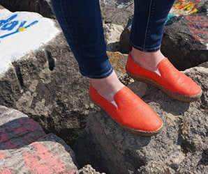 Awesome Tech You Can't Buy Yet: Plant-based shoes and a ukulele learning aid