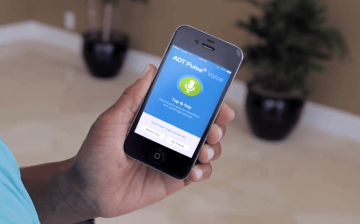 ADT launches a new voice control app for its Pulse security and automation system