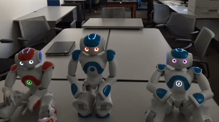 robot demonstrates self awareness in logic puzzle digital trends