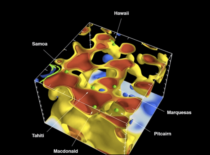 This 3D map is like a CT scan of Earth itself