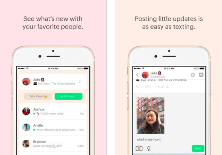 Peach is the new social media messaging app everyone's talking about