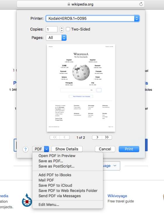 How to Save a Webpage as a PDF in Chrome, Edge, Safari and More