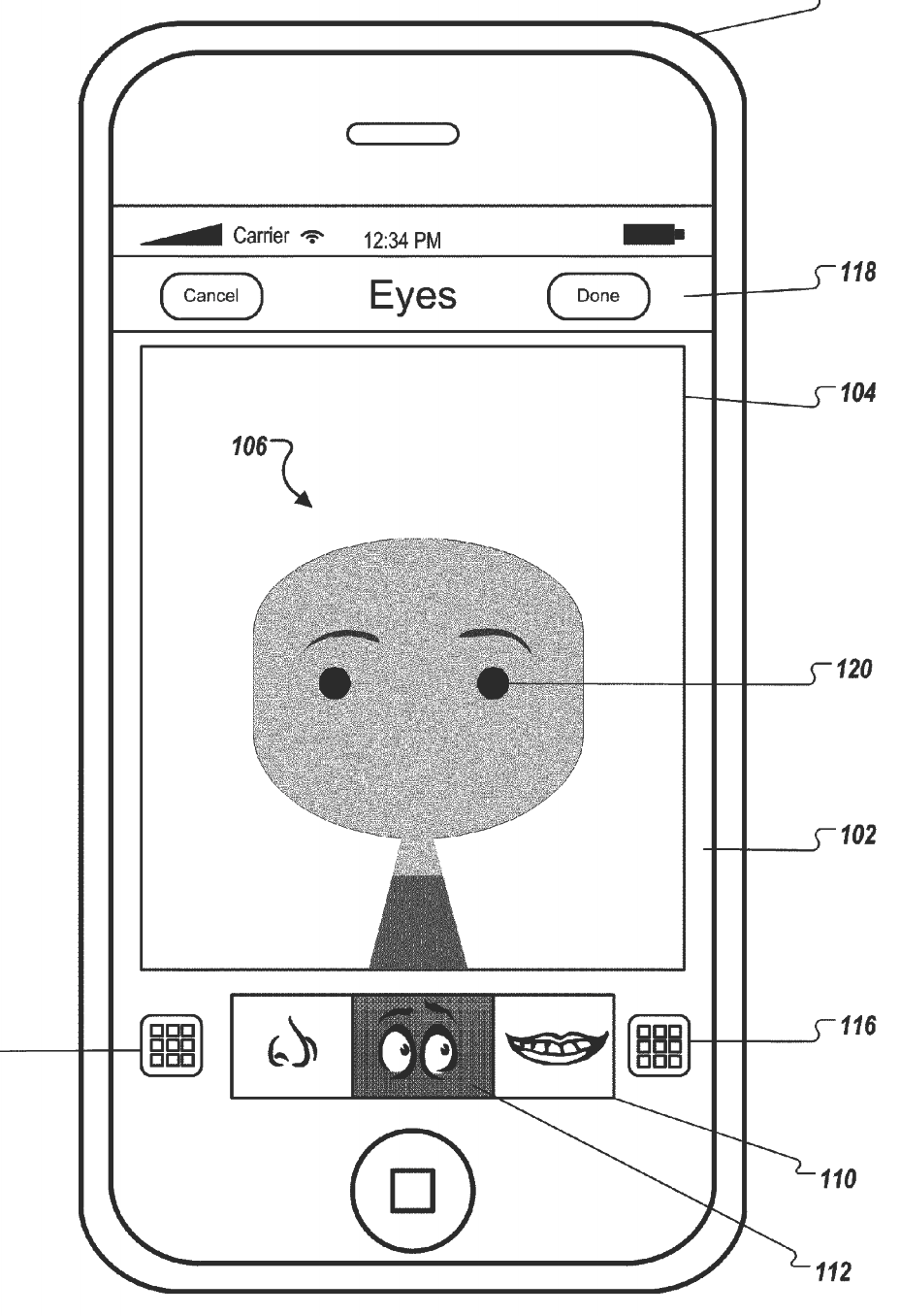 Apple Patents Avatar Creation App that Looks Like its Own Version of
