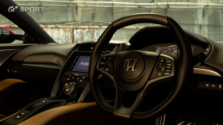 how gran turismo sport makes cars look awesome with hdr screen gts honda nsx 2017 03