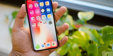 How to Take a Screenshot on an iPhone X | Digital Trends