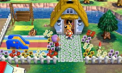 nintendo announces two new animal crossing games screenshot6