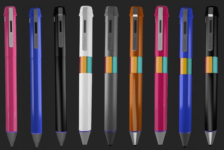 Scribble Stylus And Pen Can Reproduce Any Color Digital Trends