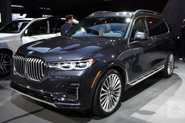2020 bmw x7 news pictures specs performance price se 2