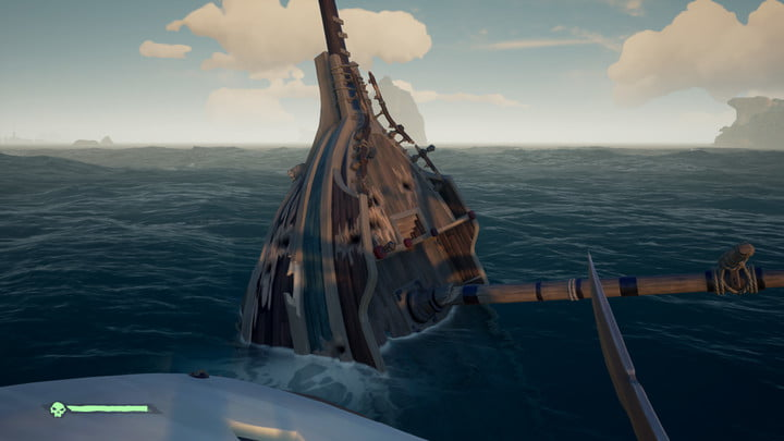 sea of thieves dt crashed