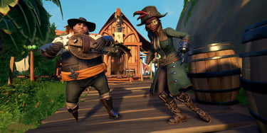 Invite Your Friends to Play Sea of Thieves for Free Starting