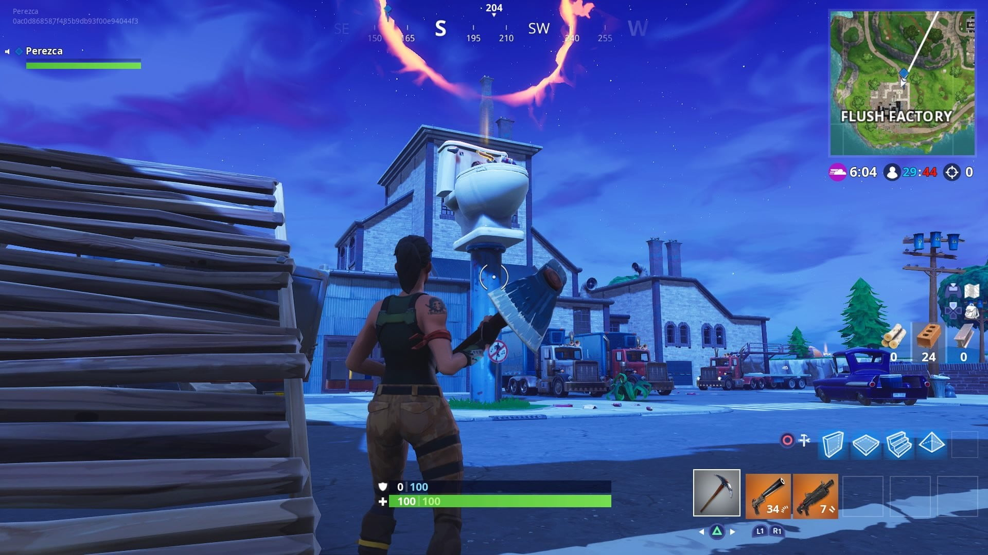 Sony Gets With The Times Adds Ps4 Cross Play Support For Fortnite