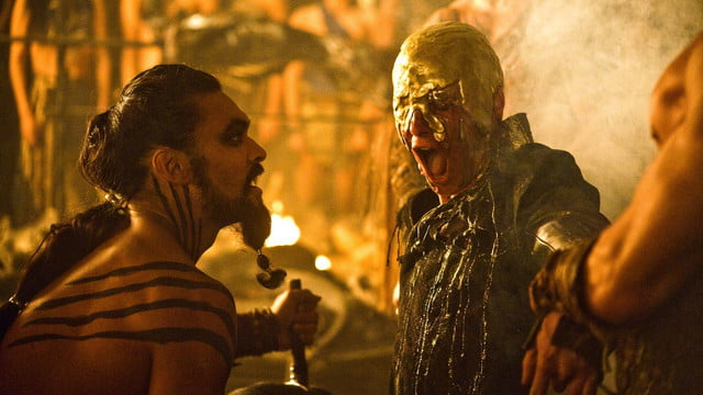 game of thrones death scenes season 1  episode 6 a golden crown fit for king