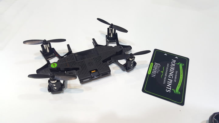 The Best Drones We Saw And Flew At CES 2018
