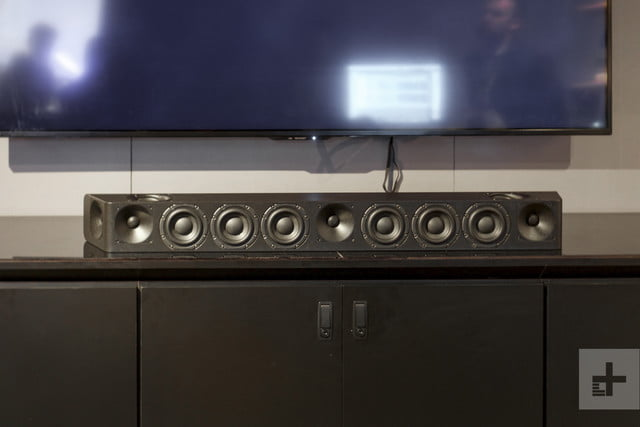 Sennheiser S First Soundbar Shakes Up Ces With Stunning 3d