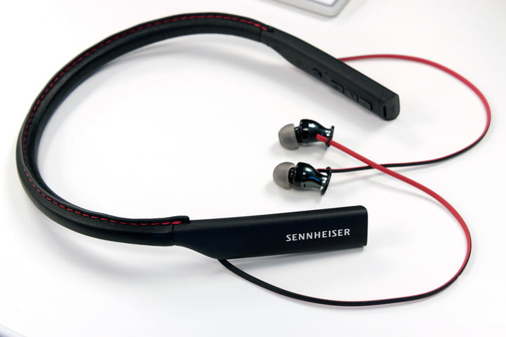 Sennheiser HD1 In-ear Wireless Headphones Review