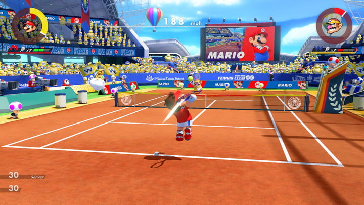 mario tennis aces beginners guide serving
