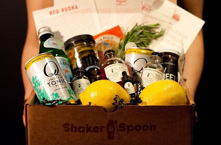 holiday subscription box deals for last minute gifts shaker