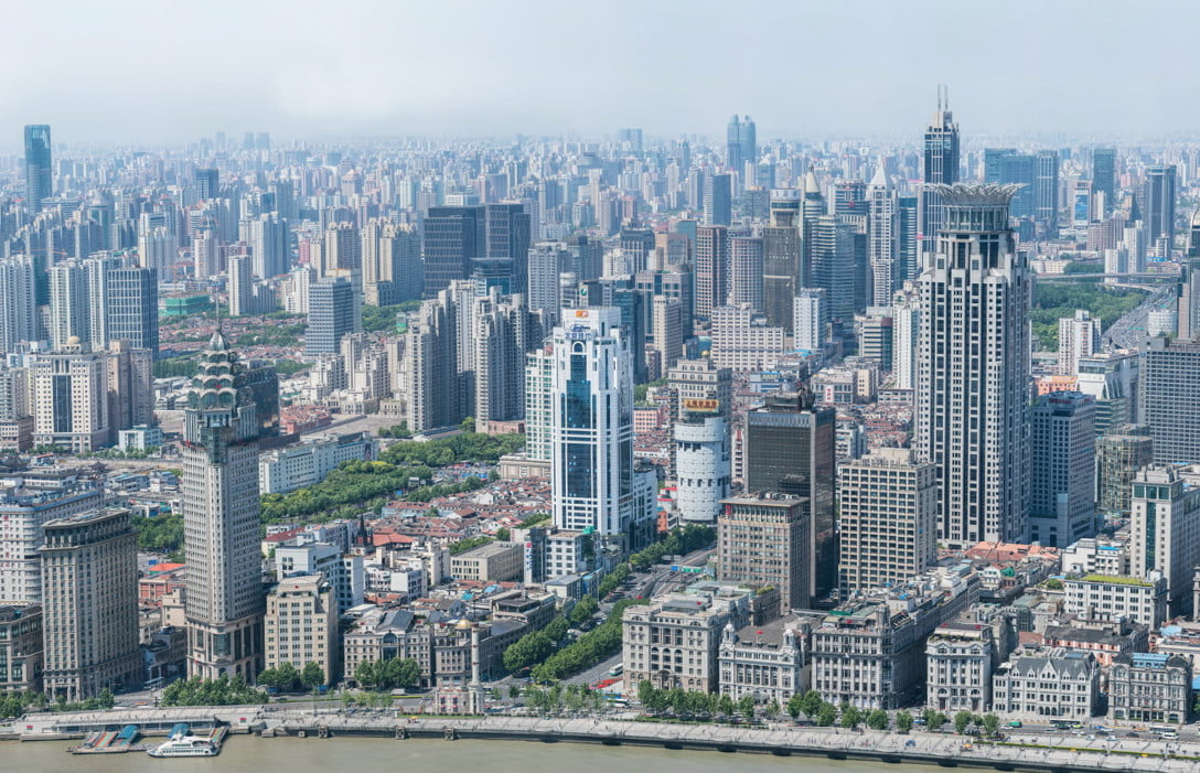 Check Out This Astonishing 195-gigapixel Image of Shanghai | Digital